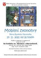 Premiéra Pražské mobilní zvonohry 2