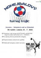 Nohejbalový turnaj trojic 1